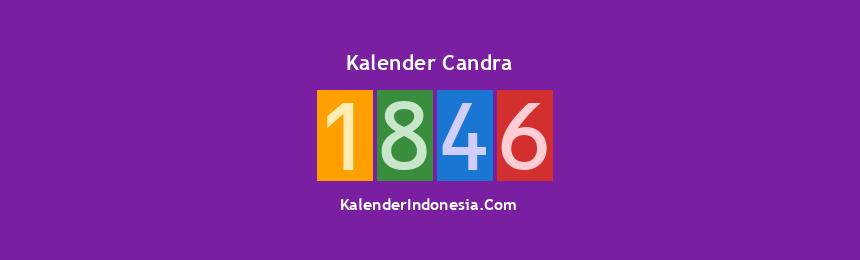 Banner Candra 1846