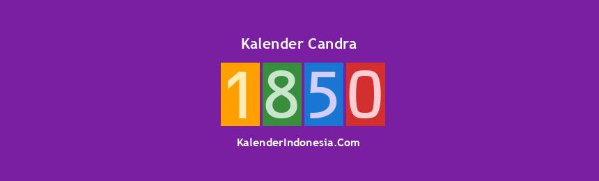 Banner Candra 1850