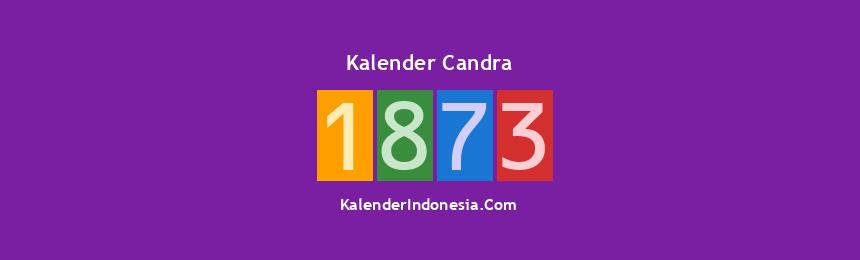 Banner Candra 1873