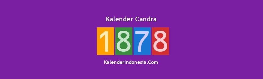 Banner Candra 1878