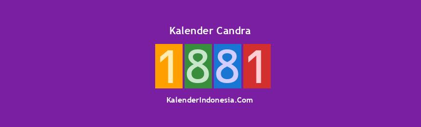 Banner Candra 1881
