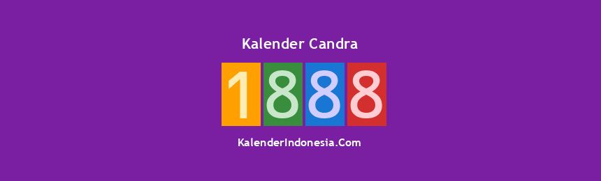 Banner Candra 1888