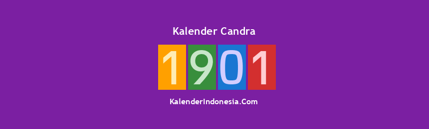 Banner Candra 1901