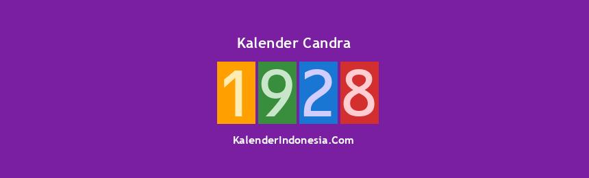 Banner Candra 1928