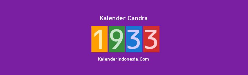 Banner Candra 1933