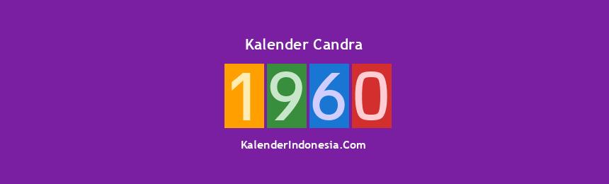 Banner Candra 1960