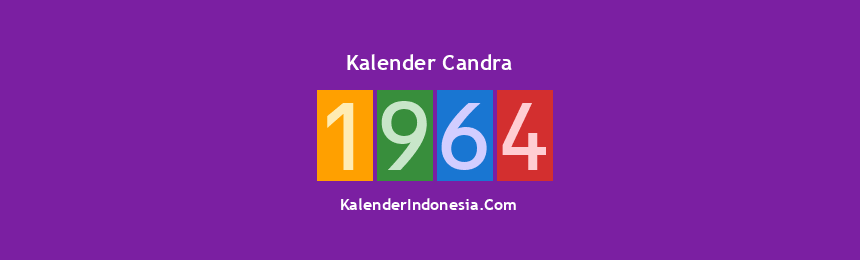 Banner Candra 1964