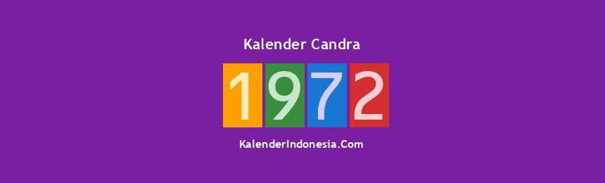 Banner Candra 1972