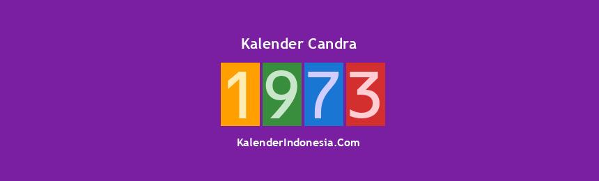 Banner Candra 1973