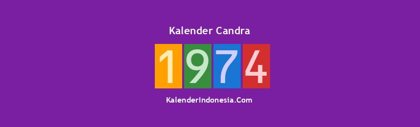 Banner Candra 1974