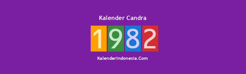 Banner Candra 1982