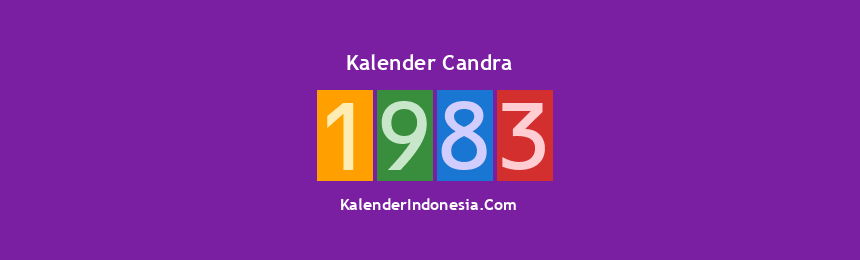 Banner Candra 1983