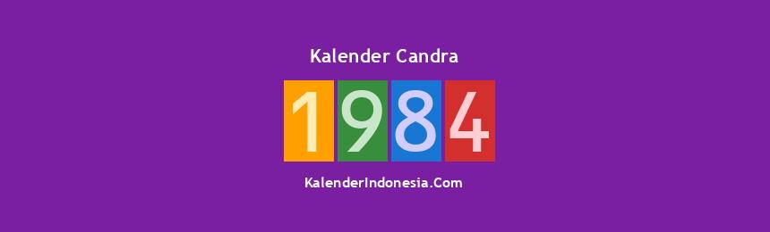 Banner Candra 1984