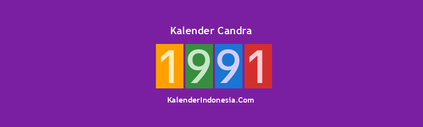 Banner Candra 1991