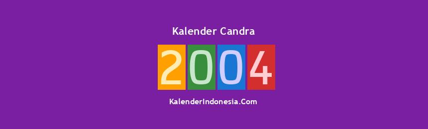 Banner Candra 2004
