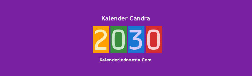 Banner Candra 2030
