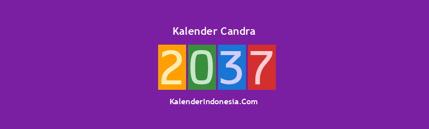 Banner Candra 2037