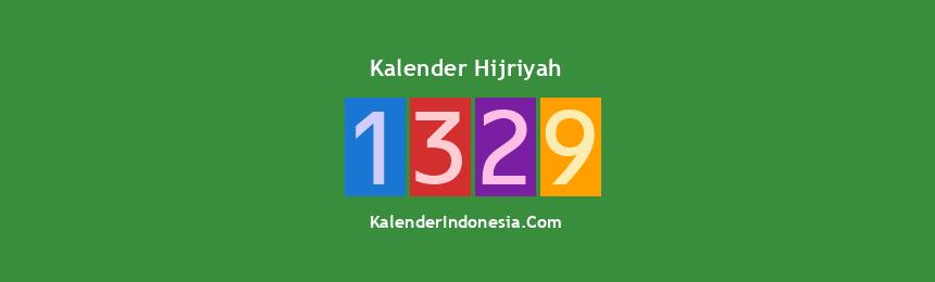 Banner Hijriyah 1329
