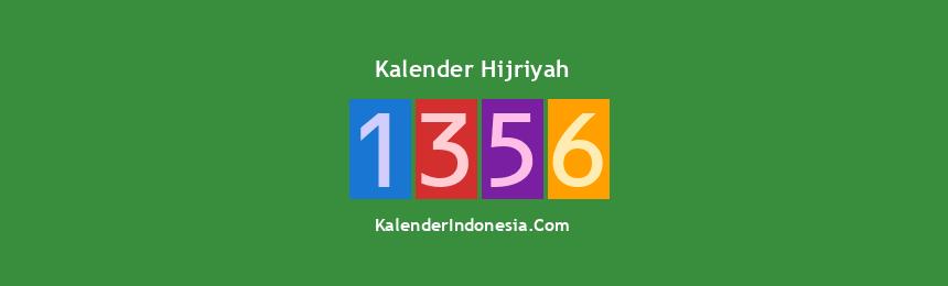 Banner Hijriyah 1356