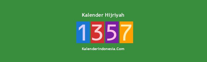 Banner Hijriyah 1357