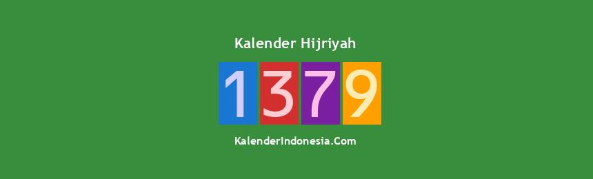 Banner Hijriyah 1379