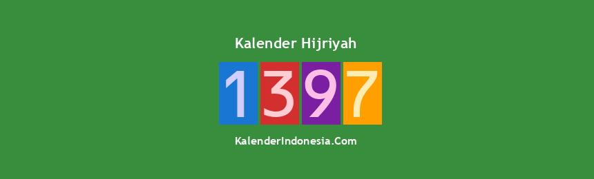 Banner Hijriyah 1397