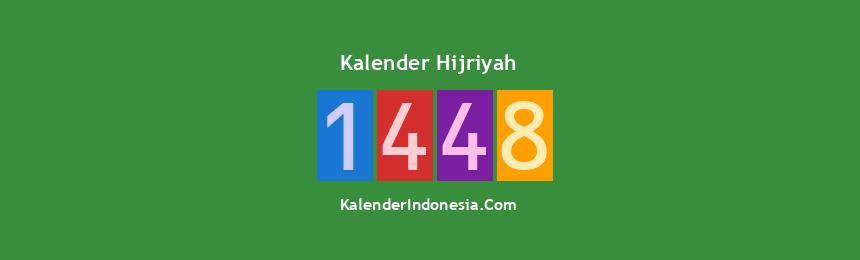 Banner Hijriyah 1448