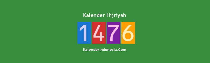 Banner Hijriyah 1476