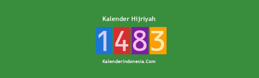 Banner Hijriyah 1483