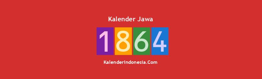Banner Jawa 1864