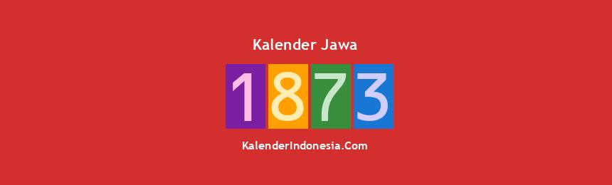Banner Jawa 1873