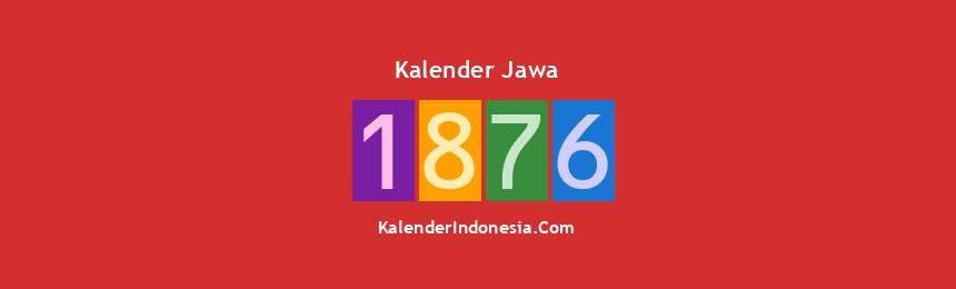 Banner Jawa 1876