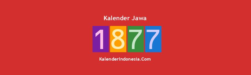 Banner Jawa 1877