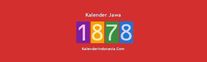 Banner Jawa 1878