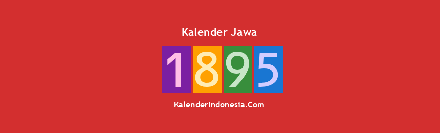 Banner Jawa 1895