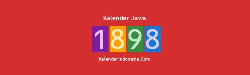 Banner Jawa 1898