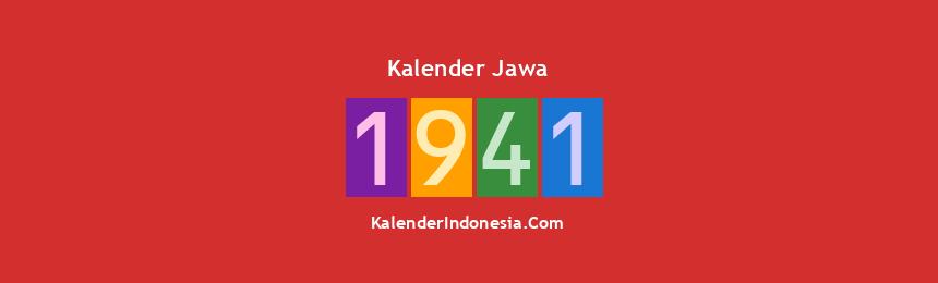 Banner Jawa 1941