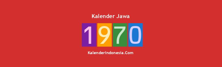 Banner Jawa 1970