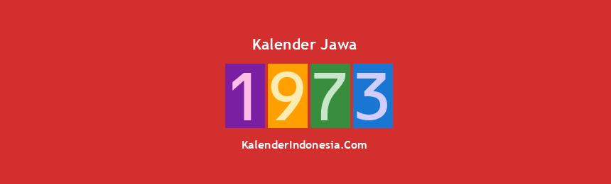 Banner Jawa 1973