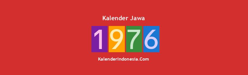 Banner Jawa 1976