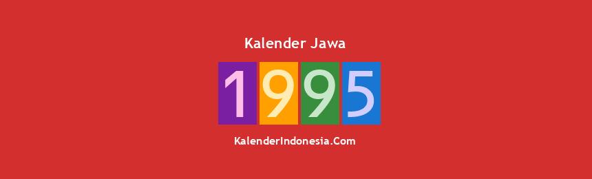 Banner Jawa 1995