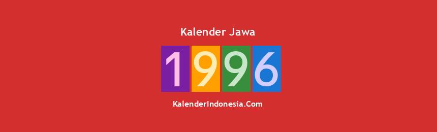 Banner Jawa 1996