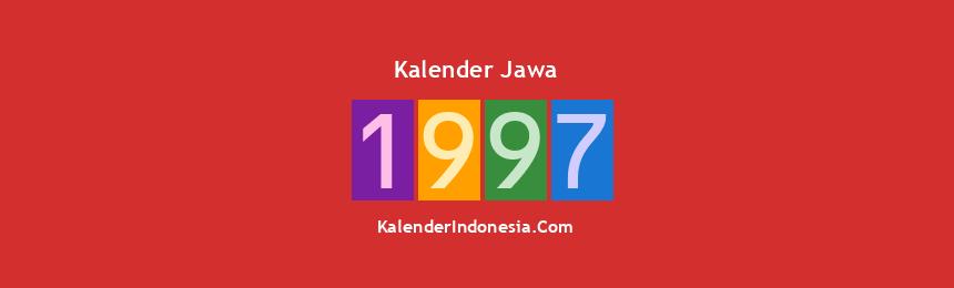 Banner Jawa 1997