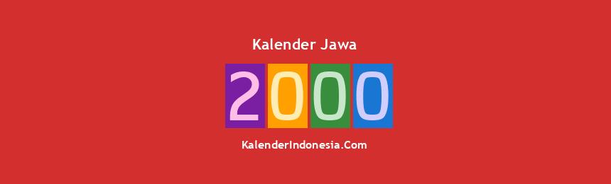 Banner Jawa 2000