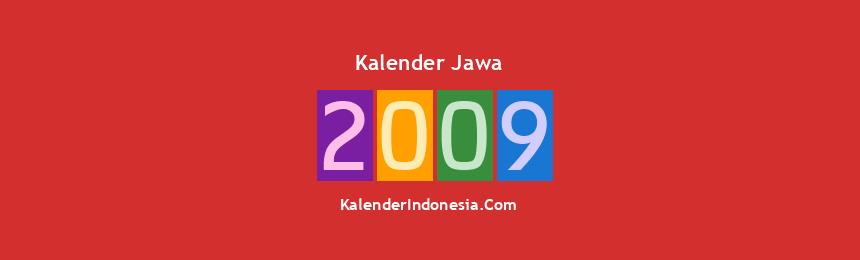Banner Jawa 2009