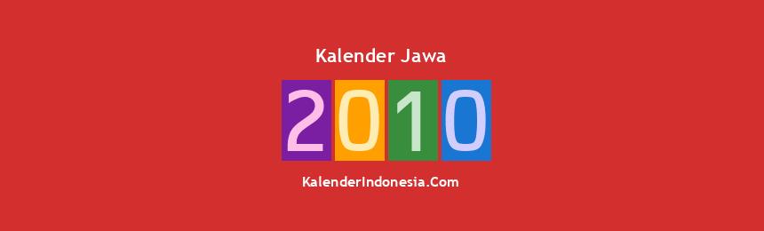 Banner Jawa 2010