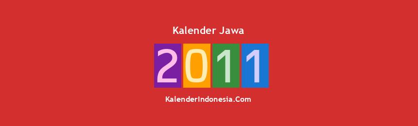 Banner Jawa 2011