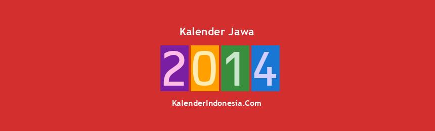 Banner Jawa 2014
