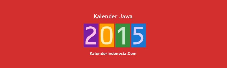 Banner Jawa 2015