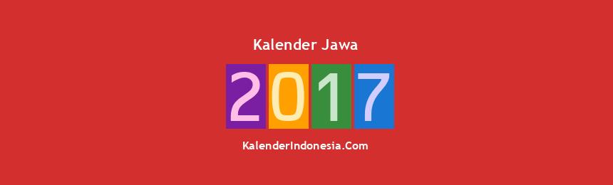 Banner Jawa 2017